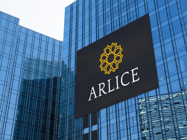 Sample branding #2 for Arlice