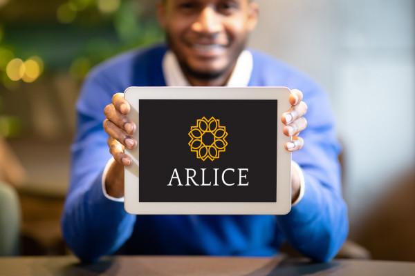 Sample branding #1 for Arlice