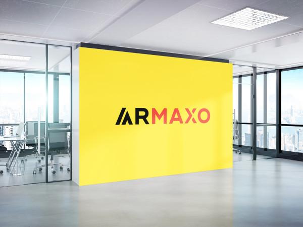Sample branding #1 for Armaxo