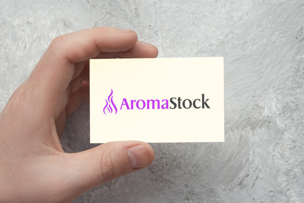 Sample branding #2 for Aromastock