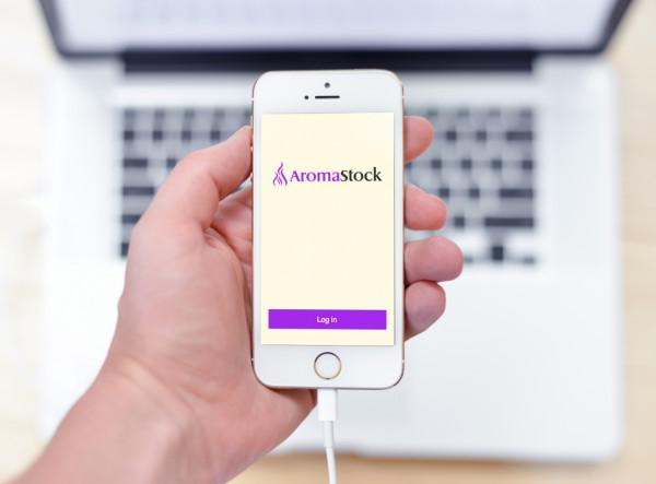 Sample branding #1 for Aromastock