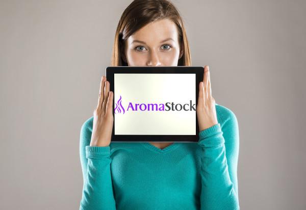 Sample branding #3 for Aromastock