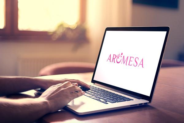 Sample branding #1 for Aromesa