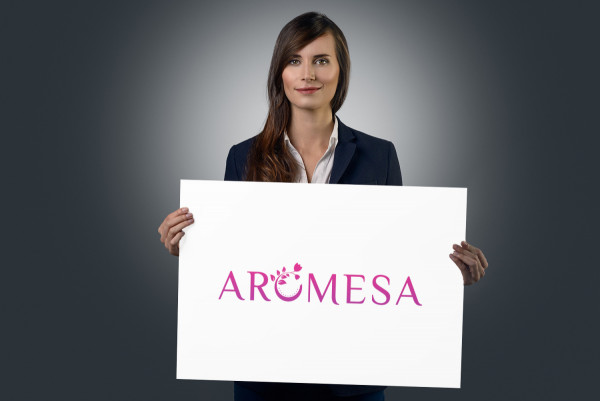 Sample branding #2 for Aromesa