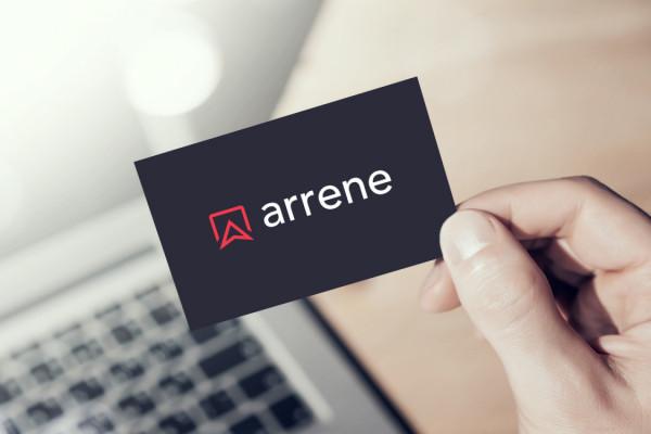 Sample branding #2 for Arrene