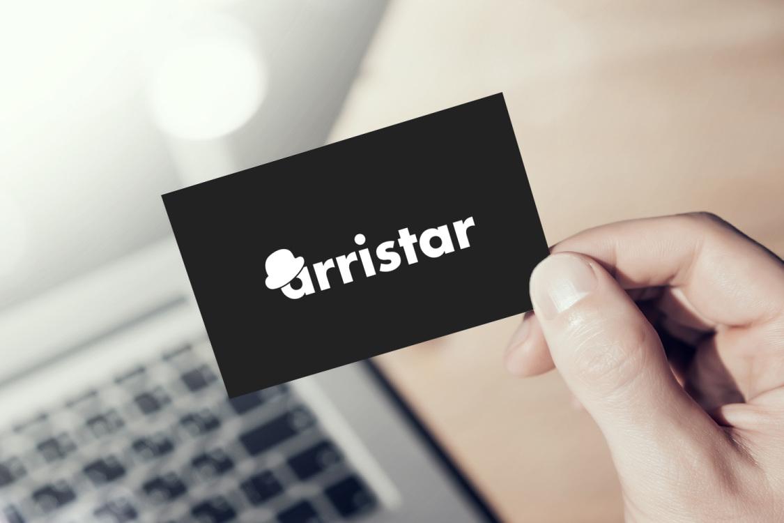 Sample branding #2 for Arristar