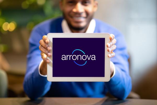 Sample branding #1 for Arronova