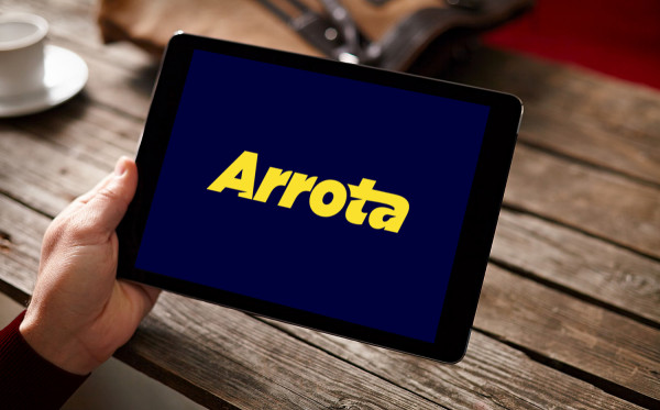 Sample branding #2 for Arrota