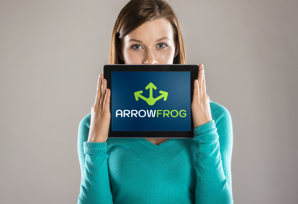 Sample branding #3 for Arrowfrog