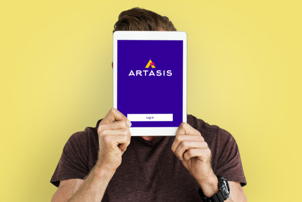 Sample branding #2 for Artasis