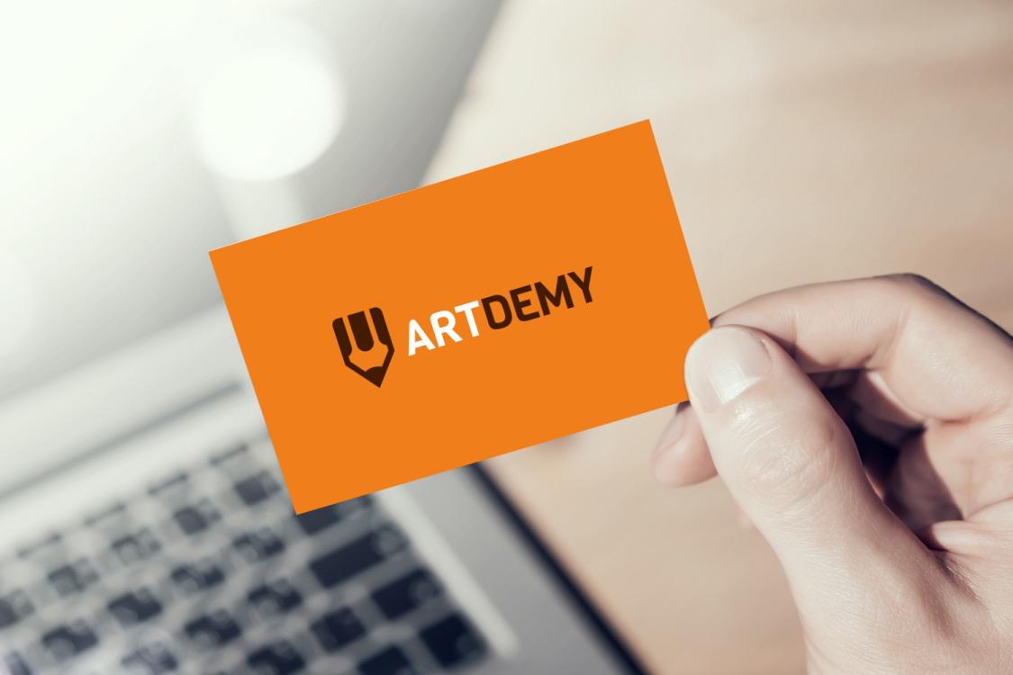 Sample branding #1 for Artdemy