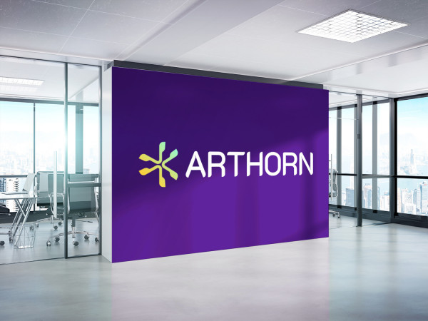 Sample branding #2 for Arthorn