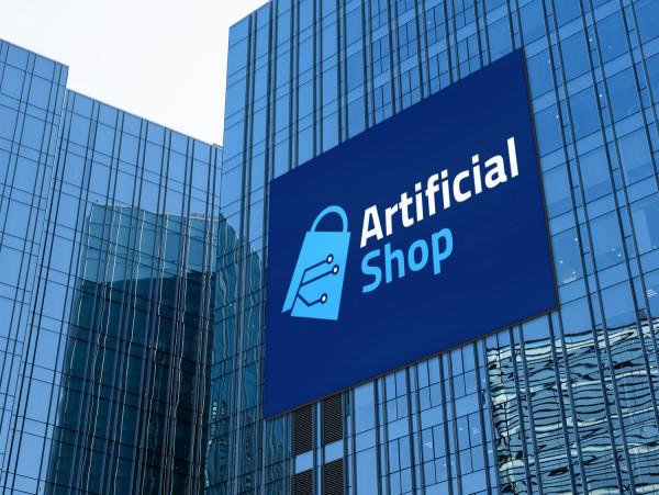 Sample branding #2 for Artificialshop