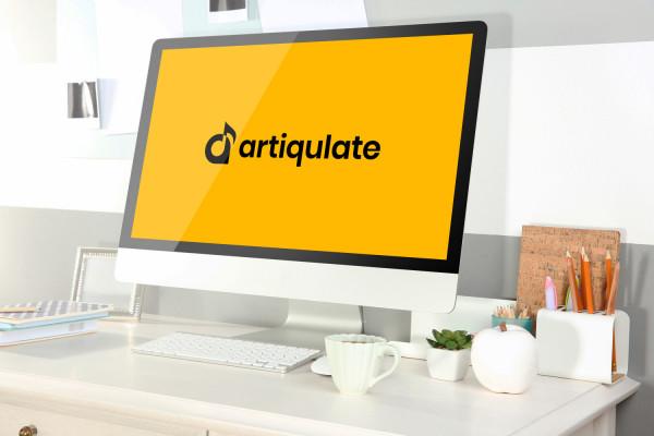 Sample branding #3 for Artiqulate