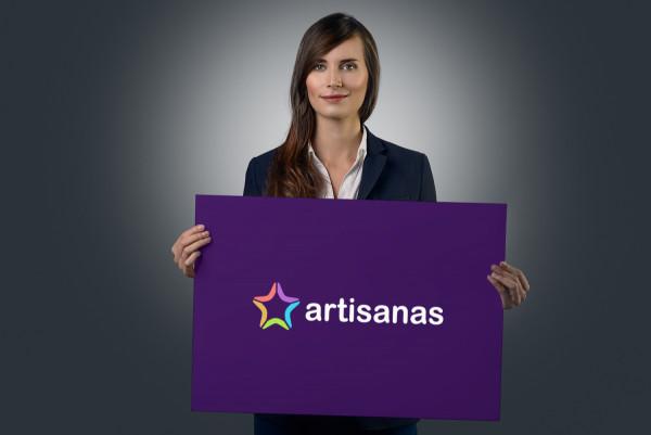Sample branding #1 for Artisanas