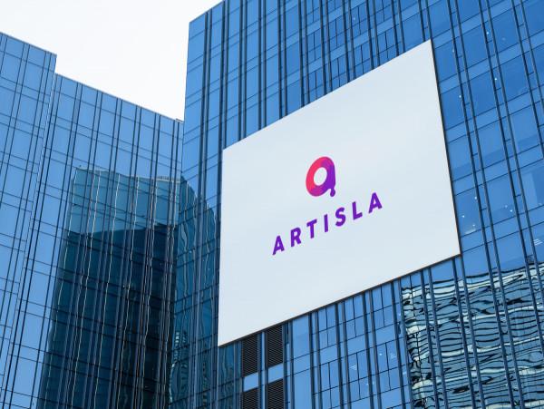 Sample branding #2 for Artisla
