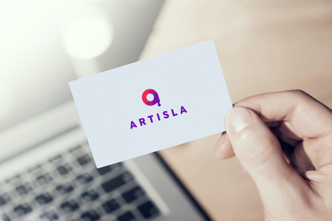Sample branding #2 for Artisla