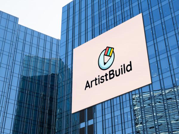 Sample branding #3 for Artistbuild