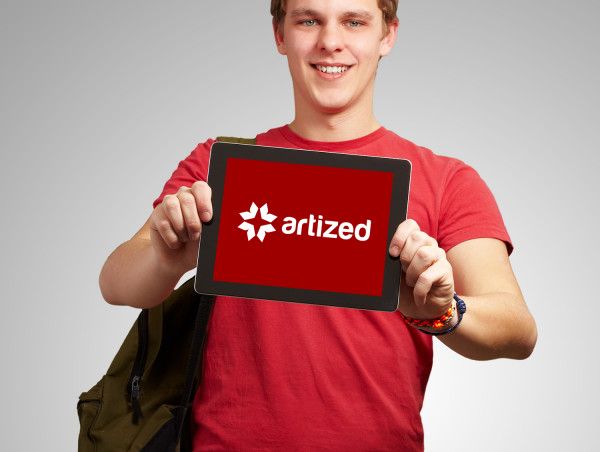 Sample branding #2 for Artized