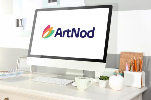 Sample branding #2 for Artnod