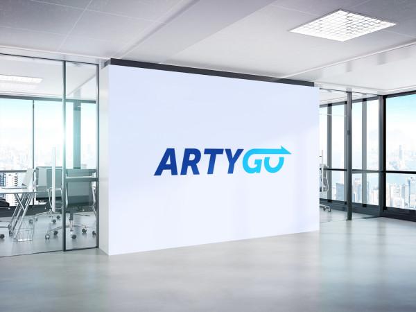 Sample branding #1 for Artygo