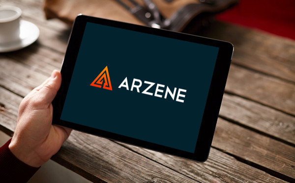 Sample branding #1 for Arzene