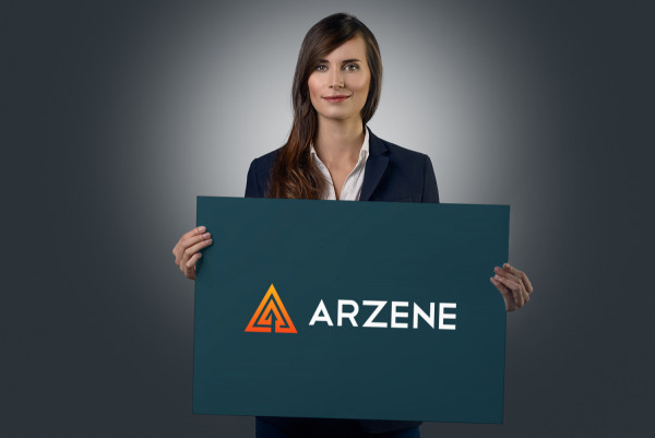 Sample branding #3 for Arzene