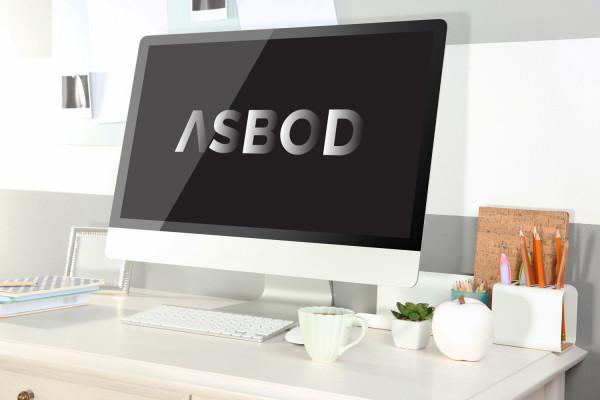 Sample branding #1 for Asbod