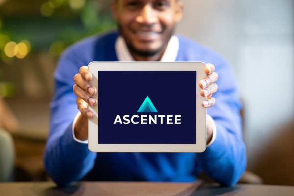 Sample branding #2 for Ascentee