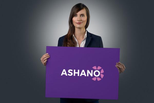 Sample branding #3 for Ashano