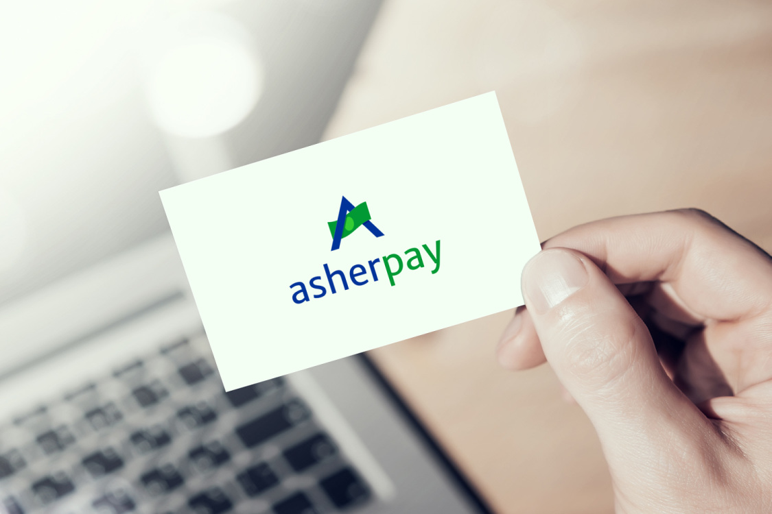 Sample branding #2 for Asherpay
