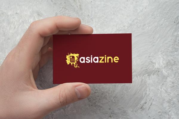 Sample branding #2 for Asiazine
