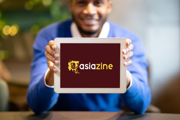 Sample branding #3 for Asiazine