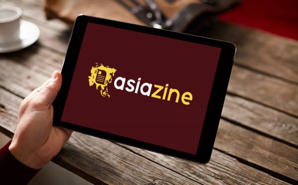 Sample branding #1 for Asiazine