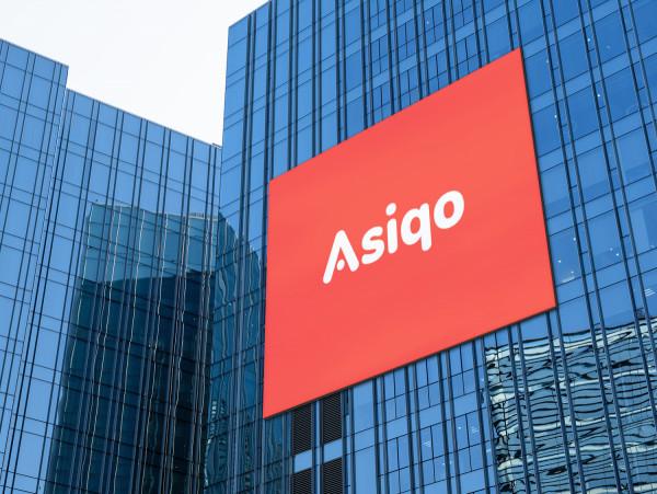 Sample branding #2 for Asiqo