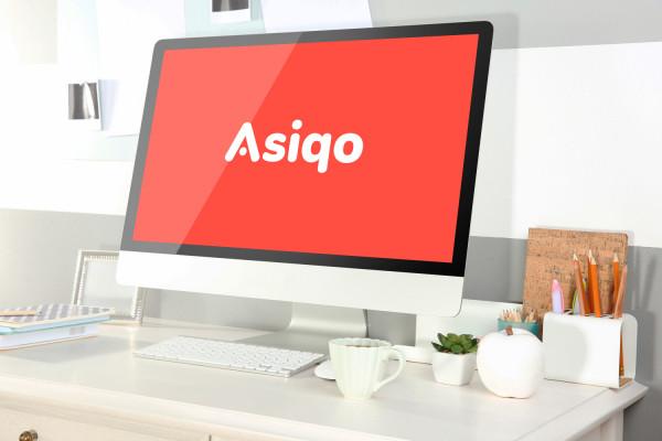 Sample branding #1 for Asiqo