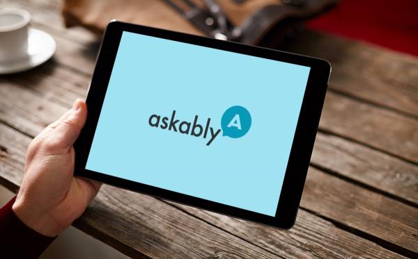 Sample branding #2 for Askably