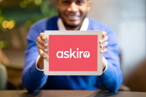 Sample branding #1 for Askiro