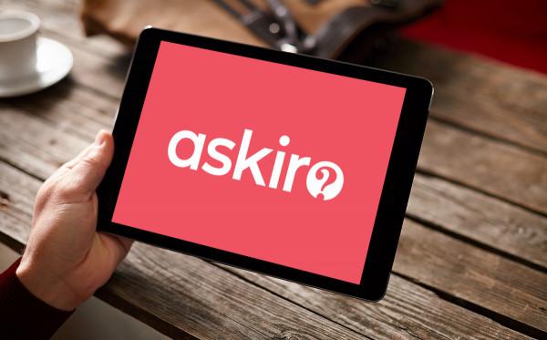 Sample branding #2 for Askiro