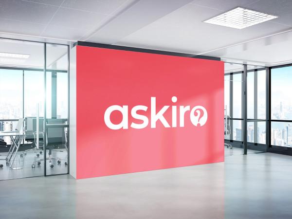Sample branding #3 for Askiro