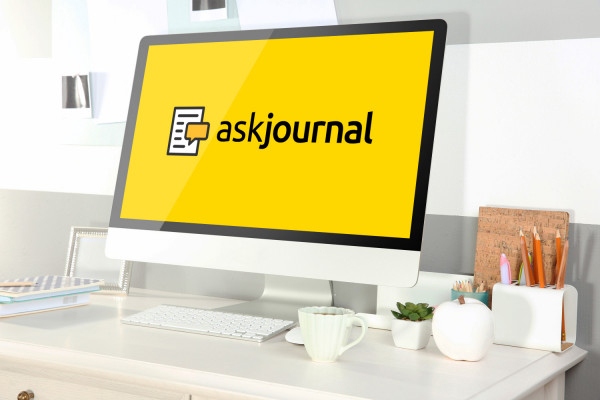 Sample branding #1 for Askjournal