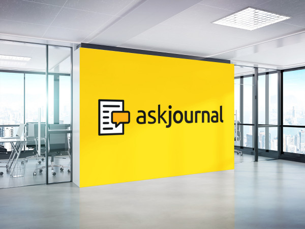 Sample branding #3 for Askjournal