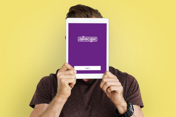 Sample branding #3 for Askscape
