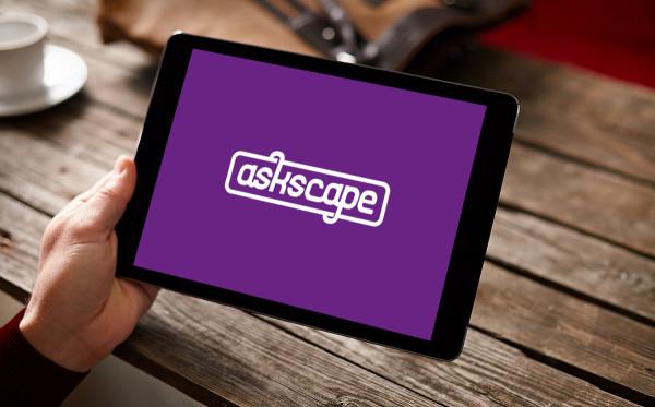 Sample branding #1 for Askscape