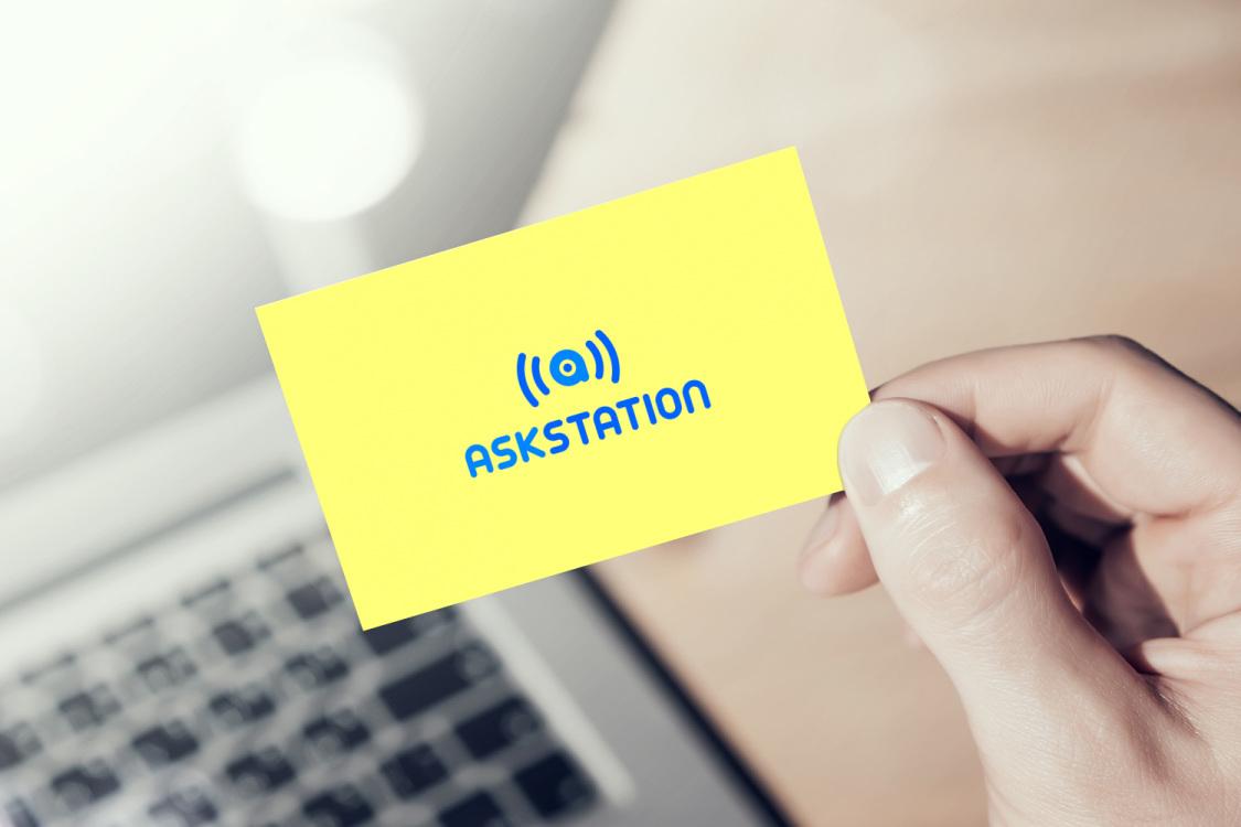 Sample branding #3 for Askstation