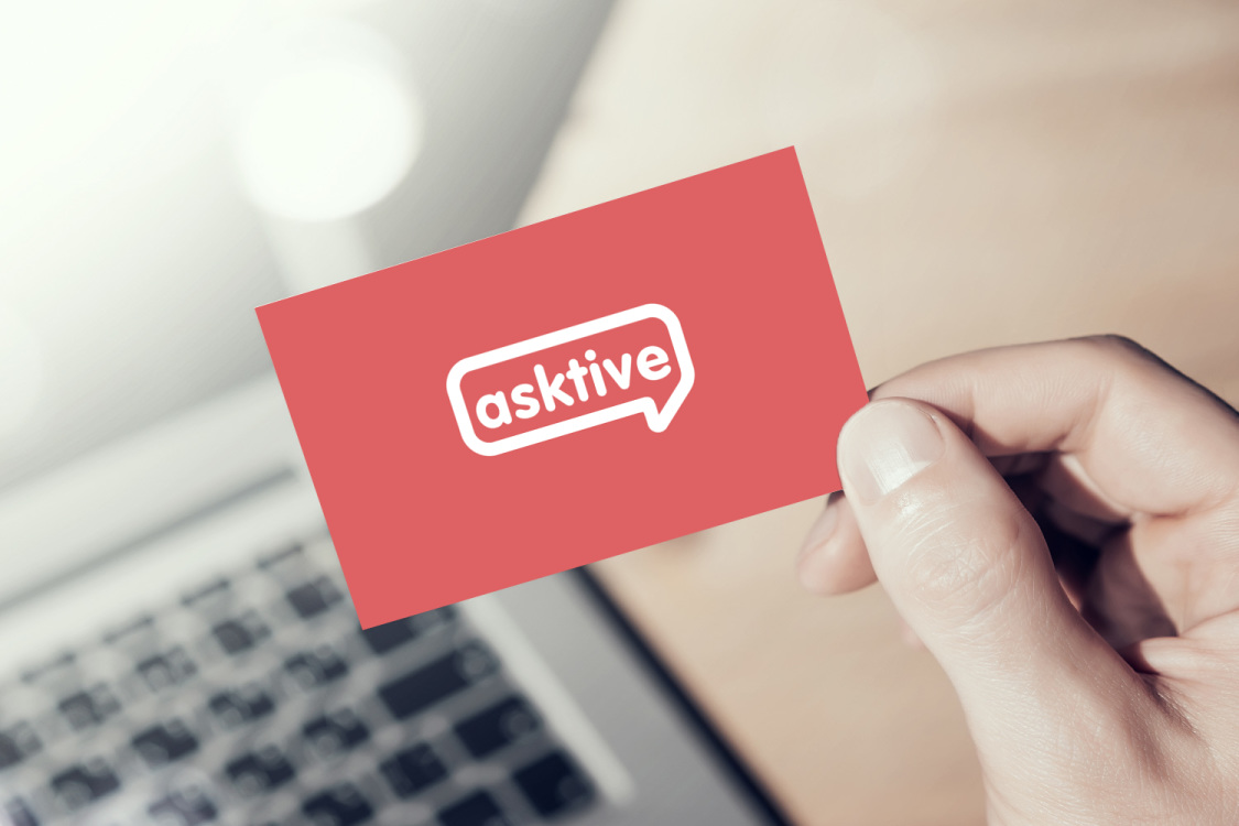 Sample branding #2 for Asktive