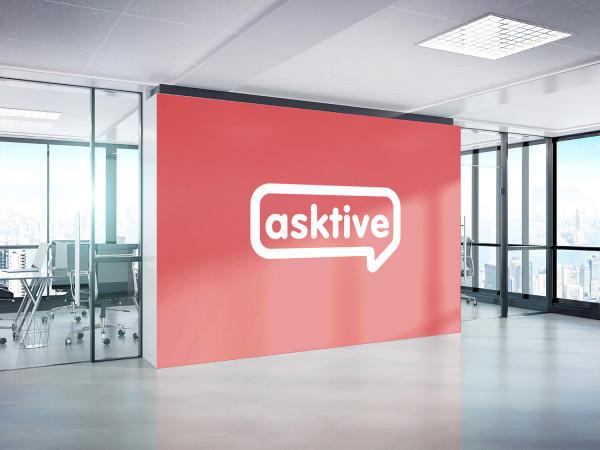 Sample branding #3 for Asktive