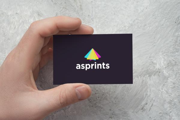 Sample branding #3 for Asprints