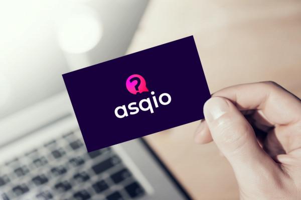 Sample branding #1 for Asqio