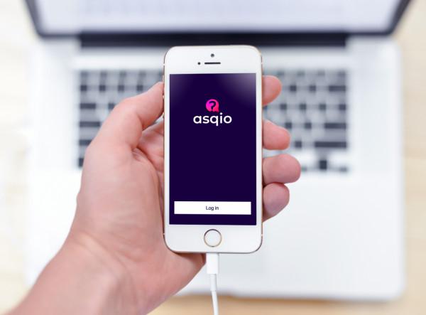 Sample branding #3 for Asqio